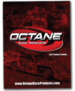 2017 Octane Race Products Catalog Cover